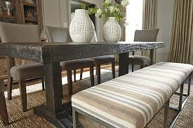 mor furniture dining room tables multi strumfeld dining room bench view 3 e n t r y
