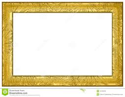 Image Elegant Gold Frame Border Dreamstimecom Gold Frame Border Stock Illustration Illustration Of Shiny 16786266