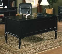 office desk black. Black Executive Desk Office