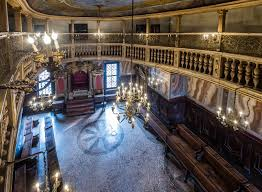 Venise - patrimoine juif, histoire juive, synagogues, musées, quartiers et sites juifs