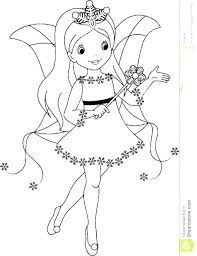 fairy color pages fairies coloring pages for adults flower fairy printable picture