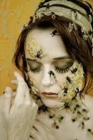 bees beeloved by pancake mix queen bee makeup tutorial makeup beeisforbeeauty ble