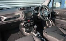 jeep renegade review jeep renegade front seats