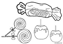 Small Picture sweets candy coloring 4 stunning line drawings of christmas candy