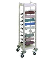 Standard Horizontal Open Chart Racks