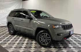 New 2020 Jeep Grand Cherokee Trailhawk With Navigation 4wd