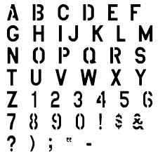 free printable alphabet stencils view image design view stencil outline design purchase stencil