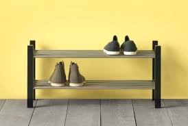 ikea hallway furniture. Shoe Storage Ikea Looking For Some Clever Modern Hallway Furniture Our Black Wooden Bench With Two A Rack Hemnes