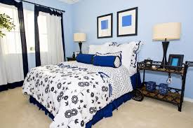excellent blue bedroom white furniture pictures. Excellent Blue Bedroom White Furniture Pictures. Baby On The Walls Creates Perfect\\u2014and Anything But Childlike\\u2014canvas Just Ready For A Dose Of Pictures H