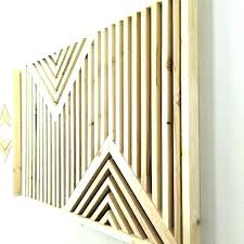 decoration wood art ideas rustic stylish fabulous wall decor and decoration for 3 wooden diy
