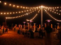 outdoor strand lighting. Image Of: Beach String Lights Outdoor Strand Lighting