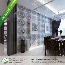 new design fireproof 3d board decoration interior wall panel image