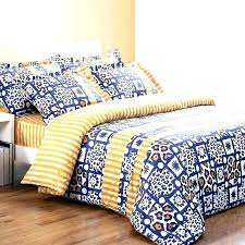 blue yellow quilt navy and yellow bedding sets yellow duvet covers sets blue cover full queen