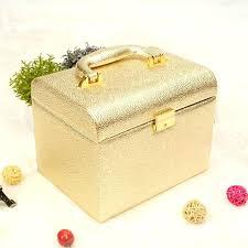 how to make a makeup holder gold makeup organizer new makeup organizer bag case cosmetic jewelry