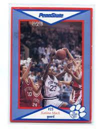 KATINA MACK 1994 Penn State Second Mile WOMENS BASKETBALL 1A