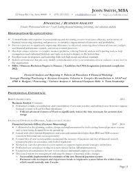 Business Analyst Resume Business Analyst Resume Sample For Freshers