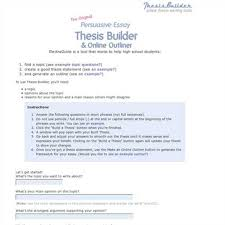 Compare contrast essay thesis builder Pinterest