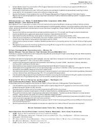 Inventory Control Manager Resume Inventory Control Resume Sample