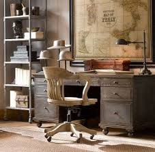 office desk furniture home. fine home 1940s bankeru0027s chair weathered oak drifted to office desk furniture home