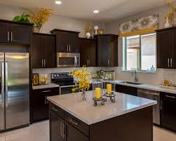 kitchen countertops decor. Plain Countertops Mid Continent Cabinets Prior Creek Q Quartz Shiloh The Edge Kitchen  And Bath Showroom WaypointComments Off On KITCHEN COUNTER DECOR MADE SIMPLE Inside Countertops Decor D