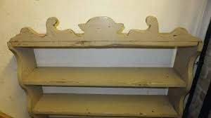 pine wall shelf antique painted shelves sold kitchen unit uk pine wall shelf
