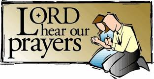 Image result for our prayer concerns clip art
