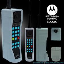 Resultado de imagen de Motorola DynaTAC 8000x