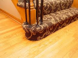 Installing Carpet Stairs Cap And Band
