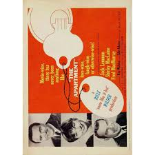 The Apartment Movie 1960 Jack Lemmon 2 Poster