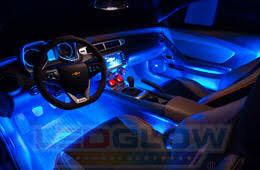 Interior led lighting Tv Wall Unit Led Ledglows Interior Led Lighting Kits Will Illuminate The Areas Under Your Dashboard Your Seats Or Your Foot Wells And Are Available In Multicolor And Collaboration Aids In Time Management Car Accessories Fort Worth Truck Nerf Bars And Running Boards