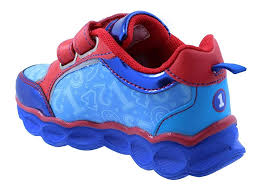 Thomas The Train Light Up Sandals Thomas The Train Toddler Boys Light Up Athletic Running Shoe Sneaker Red Blue
