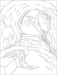 Here is a joyful religious colouring page for easter, celebrating the assension of jesus christ. Religious Easter Coloring Pages Best Coloring Pages For Kids