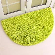 round bathroom rugs elegant round bathroom rugs unique half round style door carpet anti slip proof