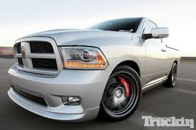 2012 Ram R/T - Blurred Lines - Truckin Magazine