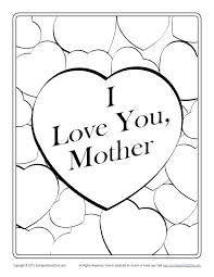 Show mom, grandma and nana how much they mean with printable coloring pages you can decorate just for them. Mother S Day Coloring Pages On Sunday School Zone