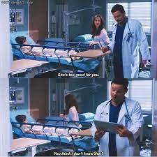 Pin by Mattie Mercer on Grey's Anatomy   Greys anatomy memes, Greys  anatomy, Greys anatomy facts