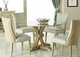 gallery of mark harris daytona glass dining table 110cm round cfs uk petite circular 4