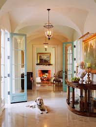 Small Picture Simple Elegance Holiday Dcor in a Mediterranean style Home