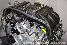 porsche porsche 928 starter wire porsche image wiring 87 and up spark plug wire routing for dummies rennlist likewise removing and installing transmission porsche