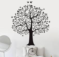 vinyl wall decal family tree nursery
