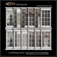 Windows Exterior Design Inspiration Second Life Marketplace Textures R Us Coordinated Victorian