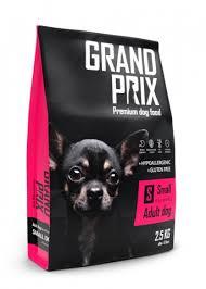 <b>GRAND</b> PRIX Small Adult <b>Сухой корм</b> для взрослых собак мелких ...
