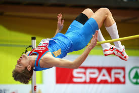This powerful step converts the force generated from horizontal velocity to gravitational potential energy or height. Russian High Jumper Shustov Given Four Year Ban Over Doping Offence