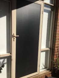 security screen doors. Eco Roller Shutters - Tough Mesh Security Screen Doors E