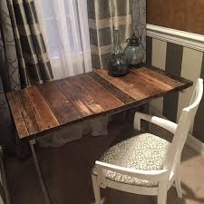 diy pallet project a rusty metal desk and old vintage chair nellie s cottage