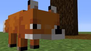 fox is looking like a derp?! : Minecraft