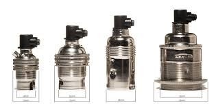 the four main types of lamp holder left to right b15 sbc