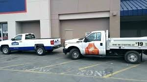 Home Depot Flatbed Rental Truck Rental Mid Size Truck Tool Box ...