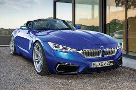 2018 bmw concept.  concept 2018 bmw z5 rendering front three quarter 750x499 with concept