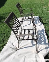 painting patio furniturePainting Patio Furniture  WellGroomed Home